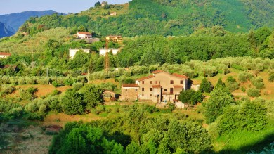 San Rocchino, Borgo a Mozzano, Tuscany, Italy