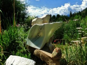 Studio at Woody Creek. Colorado Yule Marble