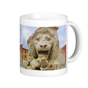 Lion of Massa, The Bold One, Classic Mug