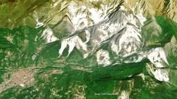 Colonnata Map 3 Google Earth