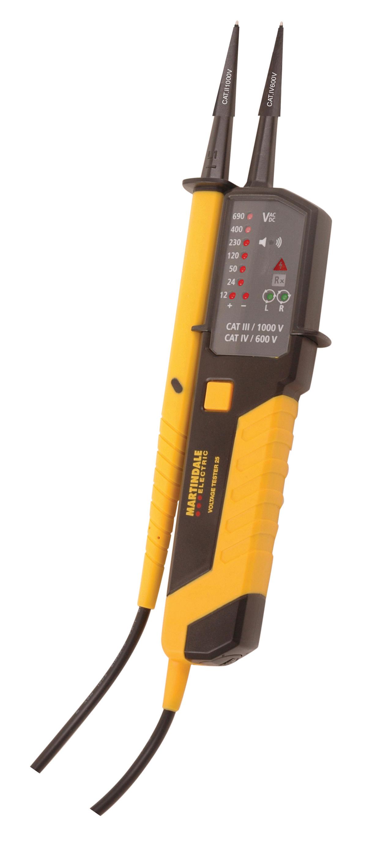 Ac Fuse Boxes Martindale Vt25 Voltage Indicator