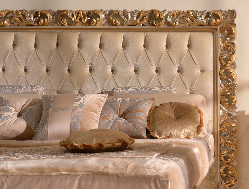 Martin Daniel Interiors Classic Carved Wood Bedroom Collection