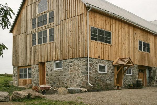 Barn Art Studio Renovation - Martin Design Groupmartin