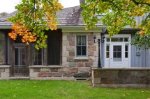 Innerkip Stonehouse Greatroom Addition - Martin Design