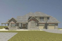 New Oxford House Plan