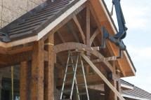 Timber Frame Porch - Martin Design Groupmartin Group