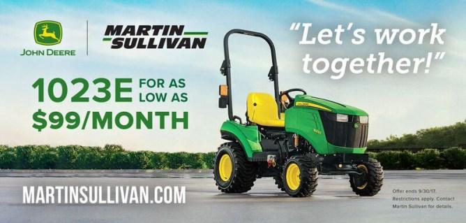 Martin Sullivan Ad