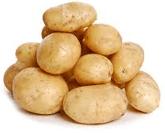 Pommes de terre pour Soupe aux haricots de Papa