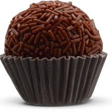 Une truffe pour les Brigadeiros (Truffes au chocolat)