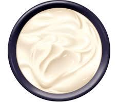 Crème sûre pour le Borchtch