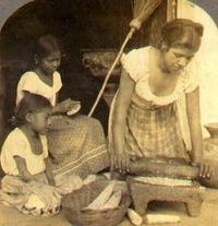 Fabrication des enchiladas honduriennes