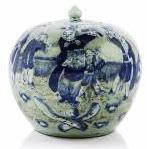 Pot à gingembre pour les Raviolis chinois à la vapeur Xi'an 饺西安