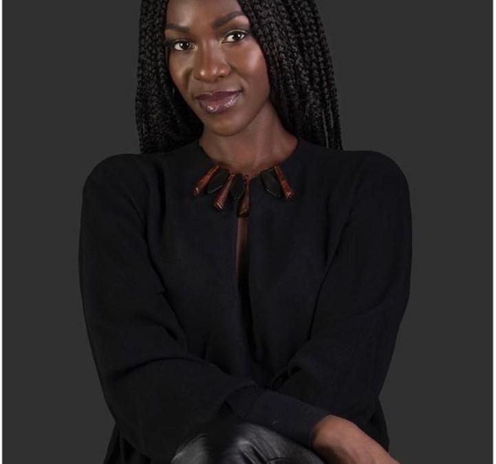 Sandrine Coulibaly, l'instant beauté qui soigne