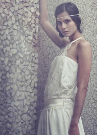 Les jolies robes de marie de Laure de Sagazan  Martine Se Marie