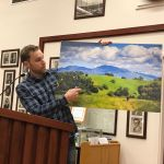 Fox continues campaign to save Alhambra ridgeline as open space