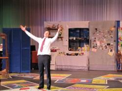 David Miller as George