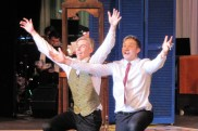 Tyler Caspar, David Miller as Robert and George