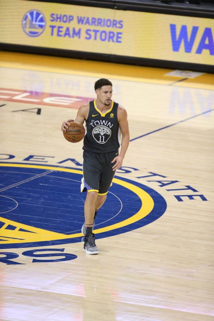 Golden State Warriors vs San Antonio Spurs2018 NBA First Round Playoffs