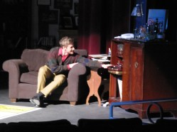 William Francis as Man in Chair 3