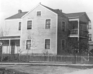 Nicholas Hunsaker's house