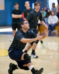 #2 Lucas Martinez Alhambra Boy's Volleyball vs Concord High School Photos by Mark Fierner Martinez News-Gazette