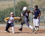Alhambra Softball vs Rancho Cotate Photos by Mark Fierner Martinez News-Gazette
