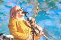BottleRock ?Seattles Head and the Heart brought a folky feeling to the Jam Cellars main stage on Saturday at BottleRock. Photo by Stephen Langsam