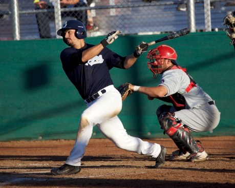 Martinez Clippers vs Napa Silverados Photo by Mark Fierner ( Martinez News-Gazette )