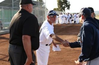 Martinez Clippers Opening Night vs Sonoma Stompers Baseball. Skipper Chris Decker Photos by Tod Fierner Martinez News-Gazette