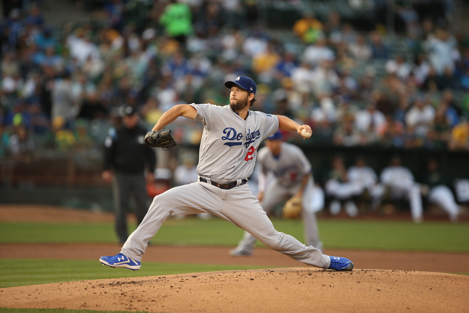 __A's,Dodgers_08-08-18_0284