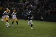 Oakland Raiders vs Green Bay Packers #30 RB Jalen Richard Photos by Tod Fierner ( Martinez News-Gazette )