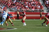 San Francisco 49ers vs Detroit Lions #10 QB Jimmy Garoppolo Photos by Tod Fierner (Martinez News-Gazette)