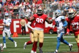 San Francisco 49ers vs Detroit Lions #99 DT DeForest Buckner Photos by Tod Fierner (Martinez News-Gazette)