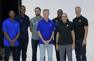 Golden State Warriors Media Day Steve Kerr and this coaching staff Photos by Gerome Wright ( Martinez News-Gazette )