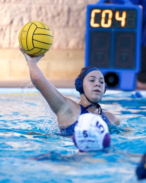 Alhambra vs College Park Girls Waterpolo Photos by Mark Fierner ( Martinez News-Gazette )