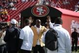 San Francisco 49ers vs Los Angeles Rams Hall of Famer Terrell Owens Photos by Tod Fierner (Martinez News-Gazette)