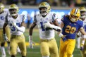 Cal Bears vs UCLA Photos by Guri Dhaliwal (Martinez News-Gazette)
