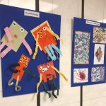 Art passages gallery show illustrates importance of early child care