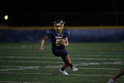 Alhambra Bulldogs vs Northgate Broncos #5 RB Travis Perez Photos by Tod Fierner (Martinez News-Gazette)