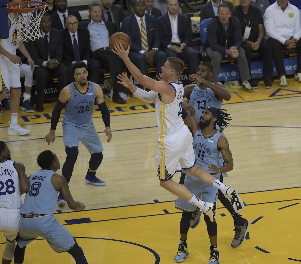 Golden State Warriors vs Memphis Grizzlies
