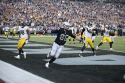 Oakland Raiders vs Pittsburgh Steelers Photos by Tod Fierner