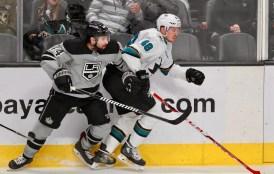San Jose Sharks vs LA Kings Photos by Guri Dhaliwal (Martinez News-Gazette)