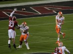 2019 NCAA National Championship Game #16 Fr QB Trevor Lawrence Clemson Tigers vs Alabama Crimson Tide Photos by Gerome Wright