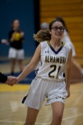 Alhambra Girls Basketball vs Clayton Valley