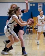 Alhambra Girls Basketball vs Campolindo Photos by Mark Fierner (Martinez News-Gazette)