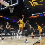 Women's hoops: Cal Bears vs. Washington State Cougars (photo gallery)