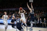 Saint Mary's Gaels vs BYU Cougars #3 Guard Jordan Ford Photos by Tod Fierner (Saint Mary's College)
