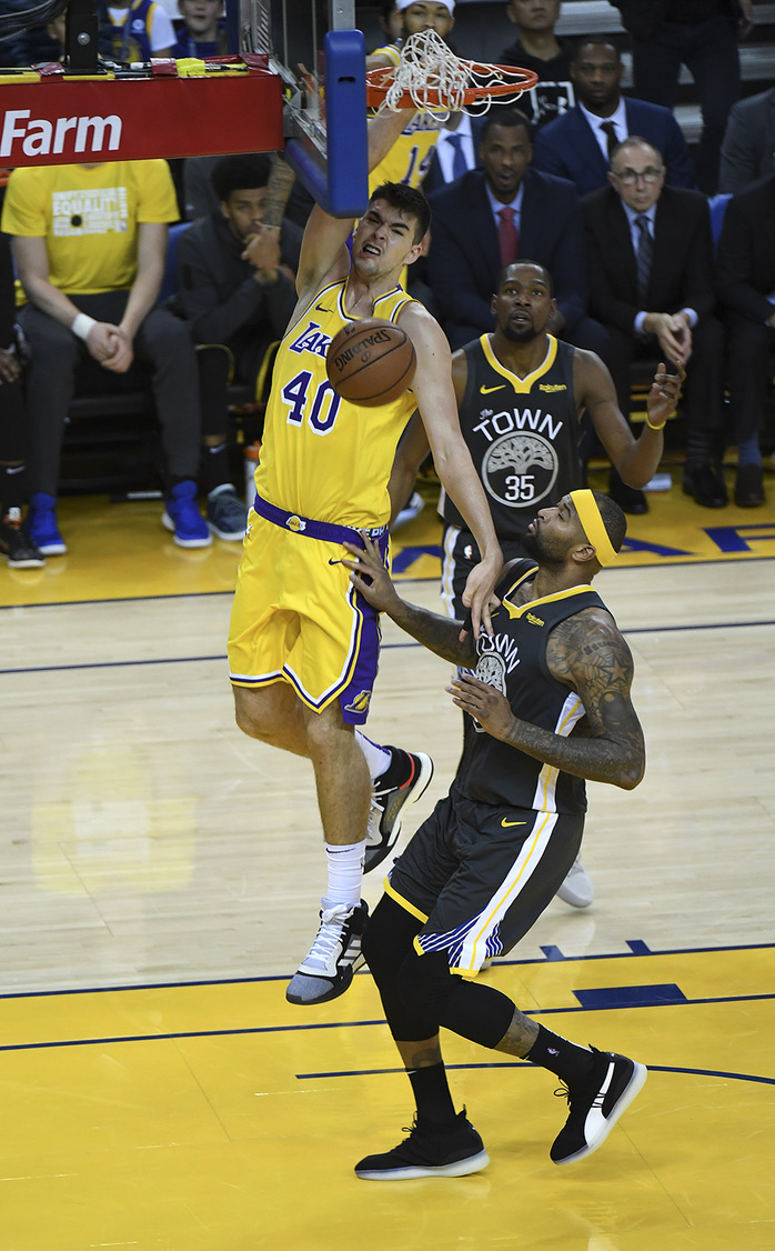 Warriors vs LakersPhotos by Gerome Wright(Martinez News-Gazette)