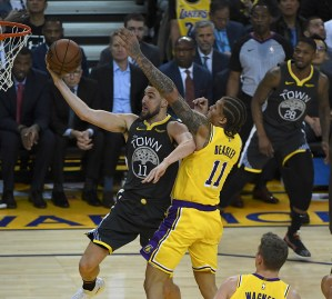 Warriors vs Lakers Photos by Gerome Wright (Martinez News-Gazette)