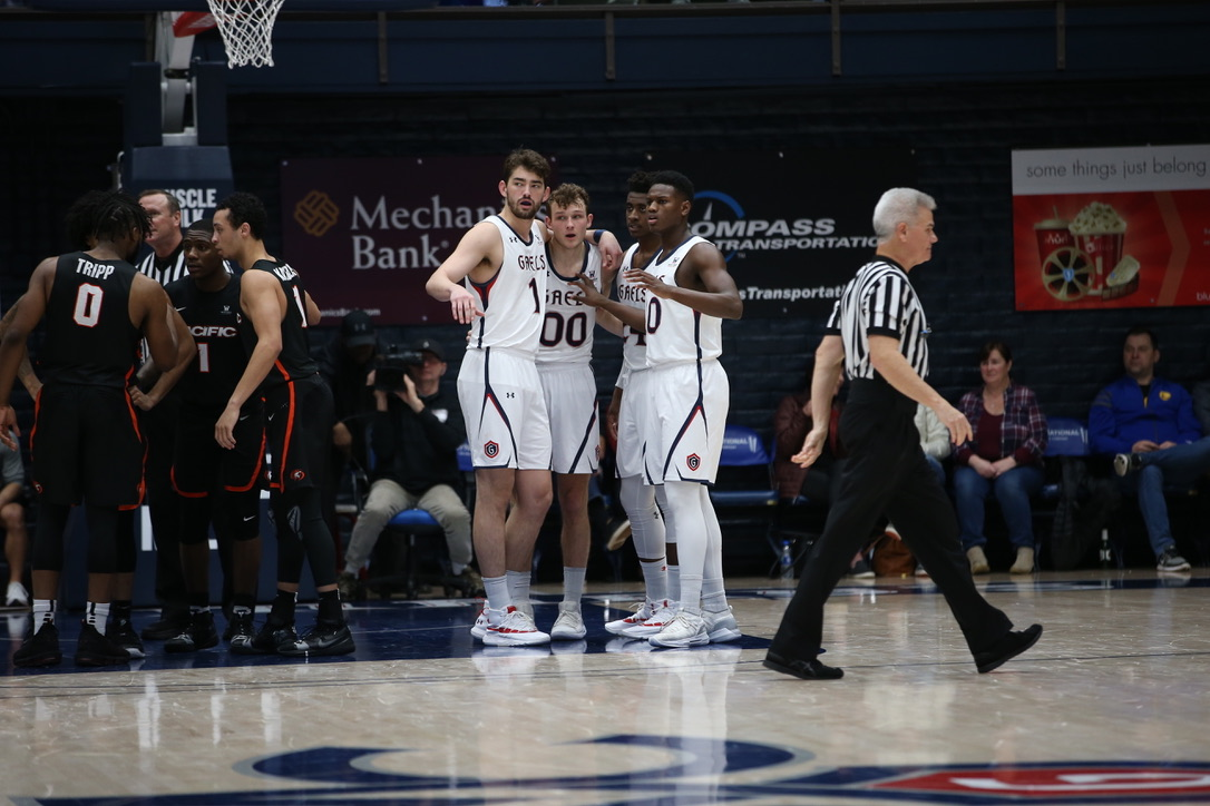 Saint Mary's  vs Pacific TigersPhotos by Tod Fierner(Martinez News-Gazette)